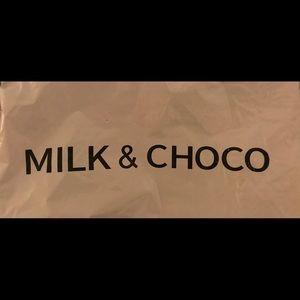 milk and choco